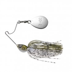 MICRO SPINNERBAIT TIEMCO CRITTER TACKLE CURE POP SPIN