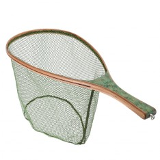 EPUISETTE GREEN wood / rubber net