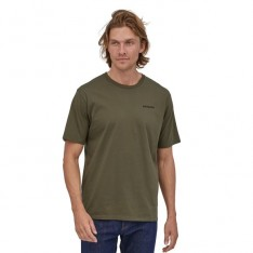 M's Framed Fitz Roy Trout Organic T-Shirt