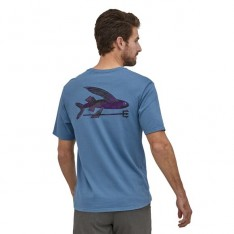 M's Flying Fish Organic T-Shirt