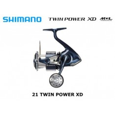 MOULINET SHIMANO TWIN POWER XD FA