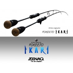 CANNE SLOW JIGGING ZENAQ FOKEETO IKARI (CASTING & SPINNING)