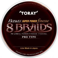 TRESSE TORAY SUPER POWER FINESSE 8 BRINS