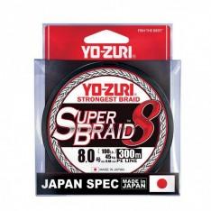 TRESSE YO-ZURI SUPER BRAID X8 - 150 M