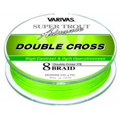 TRESSE VARIVAS  DOUBLE CROSS SUPER TROUT ADVANCE