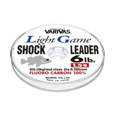 SHOCK LEADER VARIVAS LIGHT GAME FLUORO CARBONE