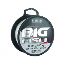 NYLON POWERLINE BIG FISH 300M