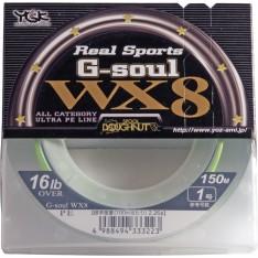 TRESSE YGK G-SOUL WX8 (REAL SPORTS)