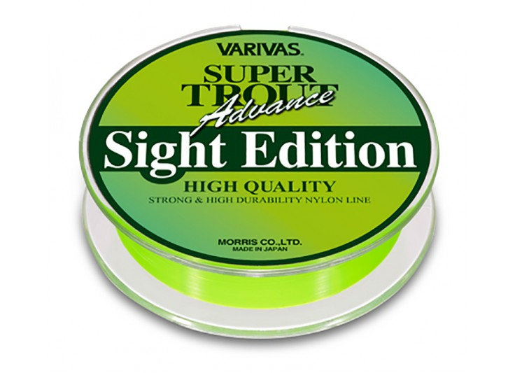 NYLON VARIVAS SUPER TROUT ADVANCE SIGHT EDITION 2016