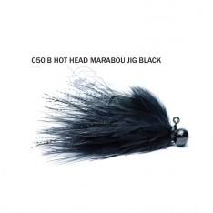 RAINY'S  HOT HEAD MARABOU JIG