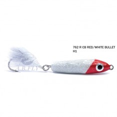 RAINY'S BULLET RED WHITE - 1 (762R-01)