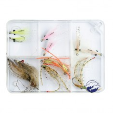 KIT AB FLY - MOUCHES MER - BONEFISH