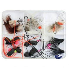 KIT AB FLY - NYMPHES MIGRATEURS  - MOUCHES DE SURFACE