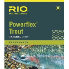 BAS DE LIGNE RIO POWERFLEX TROUT