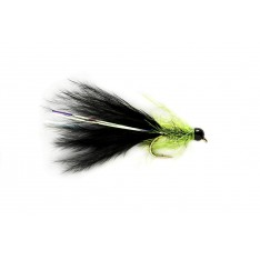 STREAMER FULLING MILL - KJ KRYSTAL BLACK CAT TAD TH - H 10