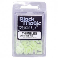 COSSES CŒUR BLACK MAGIC - PLASTIC THIMBLES