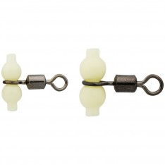 EMERILLONS BARIL COULISSANT PHOSPHO (SLIDING SWIVEL)