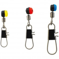 EMERILLONS A AGRAFE COULISSANT DAIWA (SLIDING SNAP SWIVEL C)