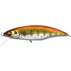 MEGABASS GREAT HUNTING 45 FLATSIDE (FSK) - RED STREAM