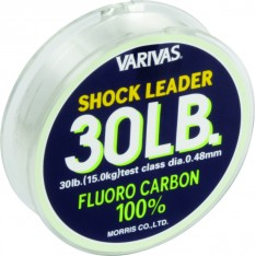 SHOCK LEADER VARIVAS FLUORO CARBONE