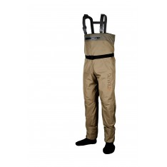 WADERS DEVAUX 3 COUCHES RESPIRANT DVX 300 BEIGE OLIVE