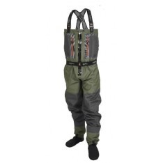 WADERS JMC HYDROX EVOLUTION ZIP STOCKING