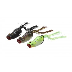 GRENOUILLE SAVAGE GEAR 3D POP FROG (5,5 & 7 CM)