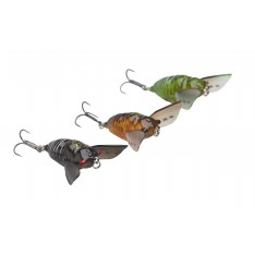 CRAWLER SAVAGE GEAR 3D CICADA (3,3 - 4,8 CM)