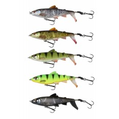 SAVAGE GEAR 3D SMASH TAIL MINNOW (10 - 13,5 - 17 CM)