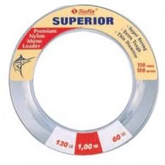 SUPERIOR MONO LEADER SUFIX - 650 lb
