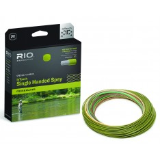 SOIE RIO INTOUCH SINGLE HAND SPEY FLOTTANTE POINTE INTERMEDIAIRE (SPEY CANNE A UNE MAIN) 3D WFF/H/I