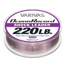 SHOCK LEADER VARIVAS OCEAN RECORD