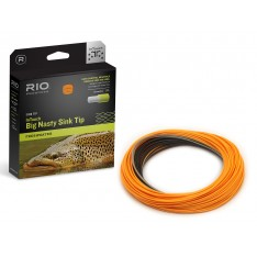 SOIE RIO 4D INTOUCH BIG NASTY FLOTTANTE POINTE PLONGEANTE MIXTE WFF I/S3/S5 - SPECIALE GROS STREAMERS