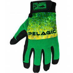 GANTS DE PECHE PELAGIC END GAME PRO GLOVES GREEN