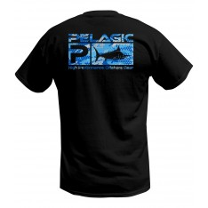 TEE-SHIRT PELAGIC  - DELUXE PRINT TEE AMBUSH  (BLACK)