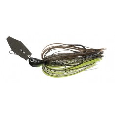 CHATTERBAIT EVERGREEN JACK HAMMER 1/2 OZ - 14 G - GREEN PUMPKIN CHART