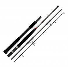 CANNE LANCER EXO DAIWA SALTIST TRAVEL
