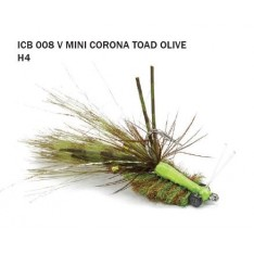 MINI CORONA TOAD olive