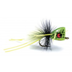 MICRO-ME POP FROG (POPPER) CHARTREUSE