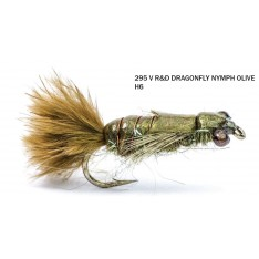 R&D DRAGONFLY NYMPH OLIVE 6