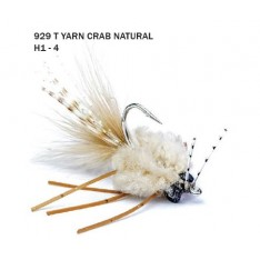 YARN CRAB NATURAL
