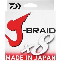TRESSE DAIWA J-BRAID X 8 VERTE