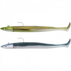 DOUBLE COMBO FIIISH BLACK EEL 150