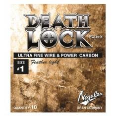 HAMECONS NOGALES DEATH LOCK N° 1 (La pochette de 10)