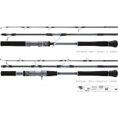 CANNE HEARTY RISE SKYWALKER JIGGING SPINNING & CASTING - SERIE LIMITEE