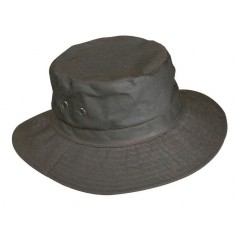 Chapeau Coton Huilé