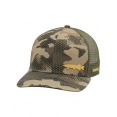 Payoff Trucker (Pike) Hex Flo Camo Timber
